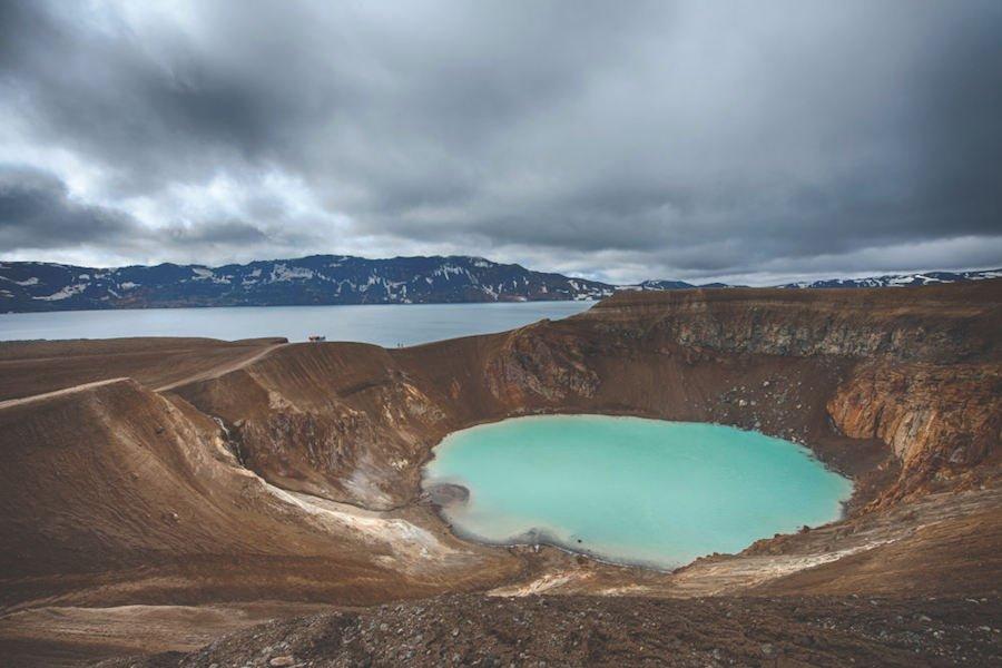 viajar a Islandia solo