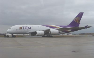 ¿Cuál es el equipaje de mano y facturado permitido en Thai Airways?