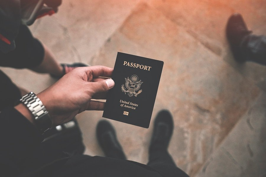 documentos para entrar a Estados Unidos