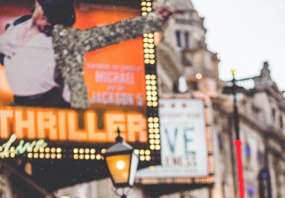 ver musicales en Londres