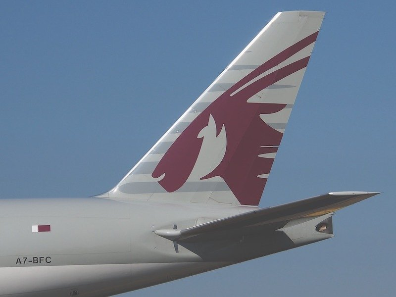Equipaje de mano Qatar