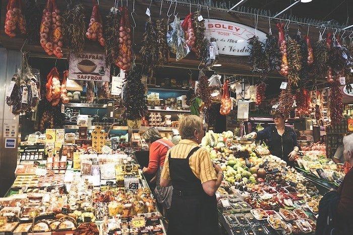 dónde comer barato Barcelona