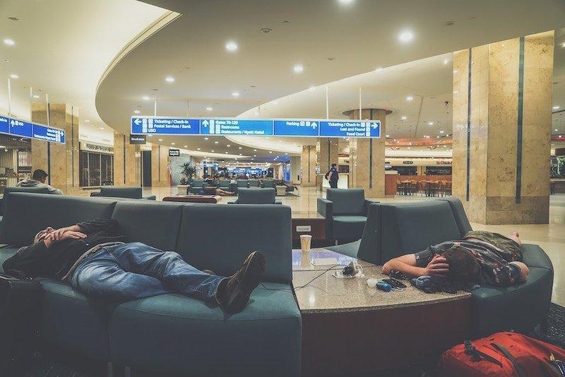 síntomas jet lag