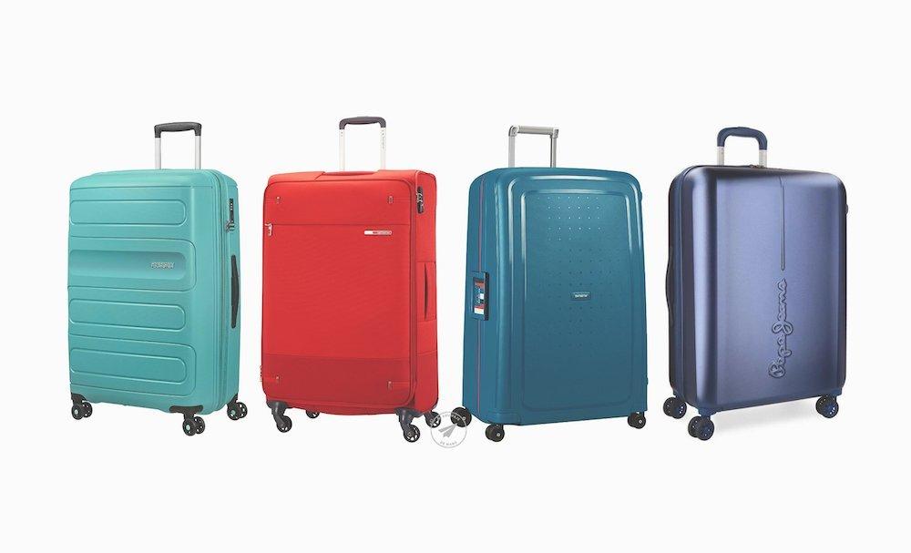 Comprar una Maleta Grande: 7 Maletas para llevar todo tu equipaje