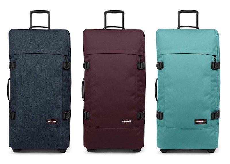 maletas de viaje grandes eastpack