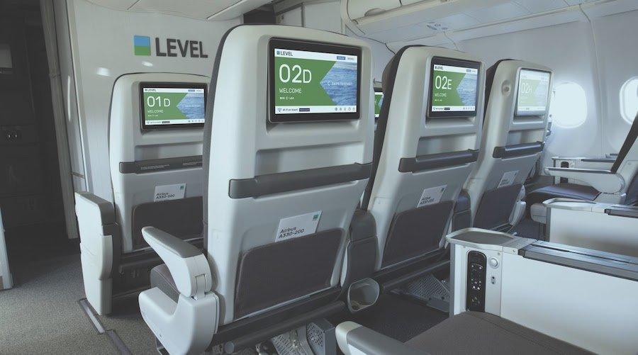 equipaje level