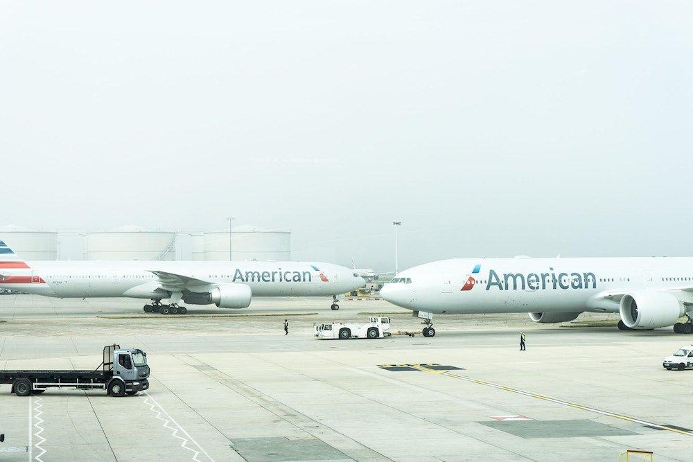 equipaje permitido en American Airlines