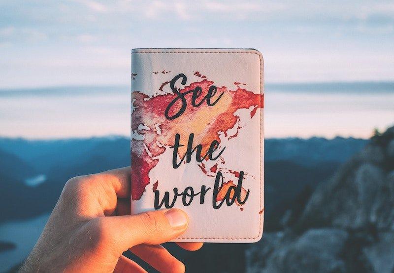 cómo aprender inglés viajando