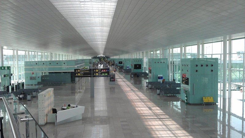 ir al Aeropuerto El Prat Barcelona