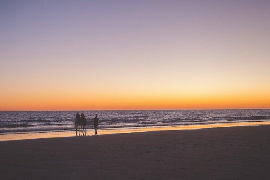 mejores playas Cádiz con niños