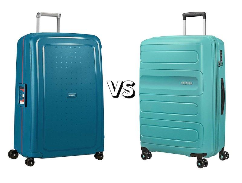 Comparativa maletas Samsonite y American Tourister ¿Cuál es mejor?