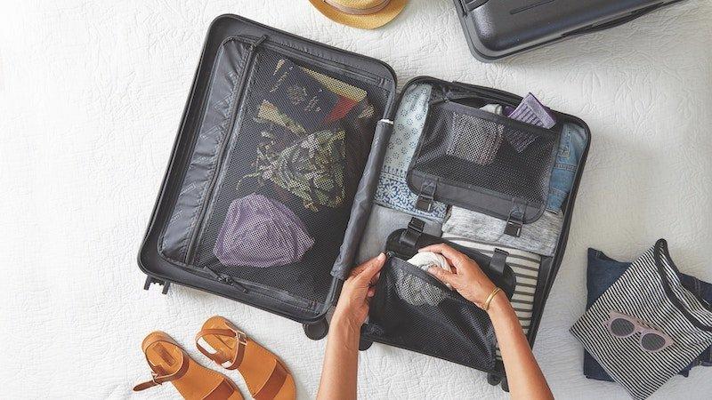 Cómo hacer la maleta fácil y felizmente con el método Marie Kondo
